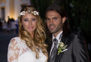 La romántica boda de Elisabeth Reyes y Sergio Sánchez
