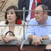 Carmen Martínez-Bordiú y Luis Miguel Rodríguez, tarde de toros en Las Ventas