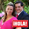 En ¡HOLA!: La boda sorpresa de José Campos y Marian Sousa