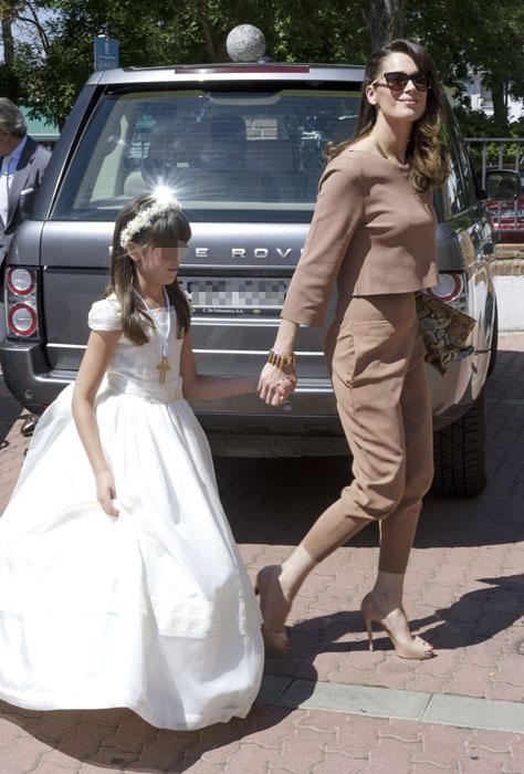 Mar Saura Feliz En La Comuni 243 N De Su Hija Claudia Ha