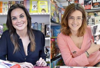 Sandra Barneda, Juan Diego Botto y Mónica Carrillo ponen el broche de oro a la feria del libro
