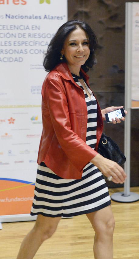Isabel Gemio: 'Yo decidí tarde ser madre porque no me veía capaz de atender bien a mis hijos'