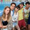 ¡Todos al agua! Martiño Rivas, Marc Clotet, Manuela Vellés... dan la bienvenida al verano con una 'pool party'