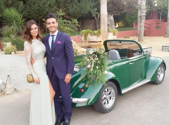 María José Suárez encuentra de nuevo el amor: 'Sí, Javier Lorenzana es mi novio'
