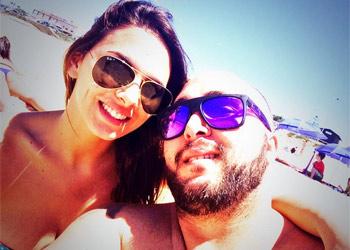Playa, piscina y declaraciones de amor, los ingredientes del verano de Kiko Rivera y su nueva novia