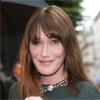 Carla Bruni y su sonrisa, el mejor antídoto de Nicolás Sarkozy