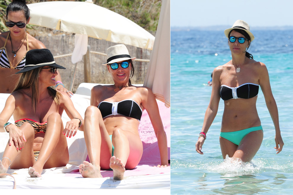 Will Smith, Karolina Kurkova, Malena Costa, Vania Millán... ¡Todos a Ibiza!