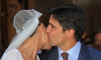 La boda religiosa de Francisco Rivera y Lourdes Montes