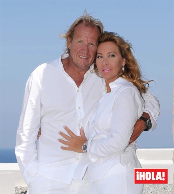 En ¡HOLA!, Norma Duval anuncia su boda con Matthias Kühn: 'Será una ceremonia civil y tras la boda pasaré a ser Norma Kühn'