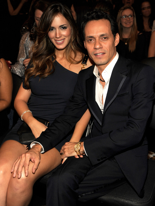 Exclusiva en ¡HOLA! TV: Marc Anthony y Shannon de Lima se casan