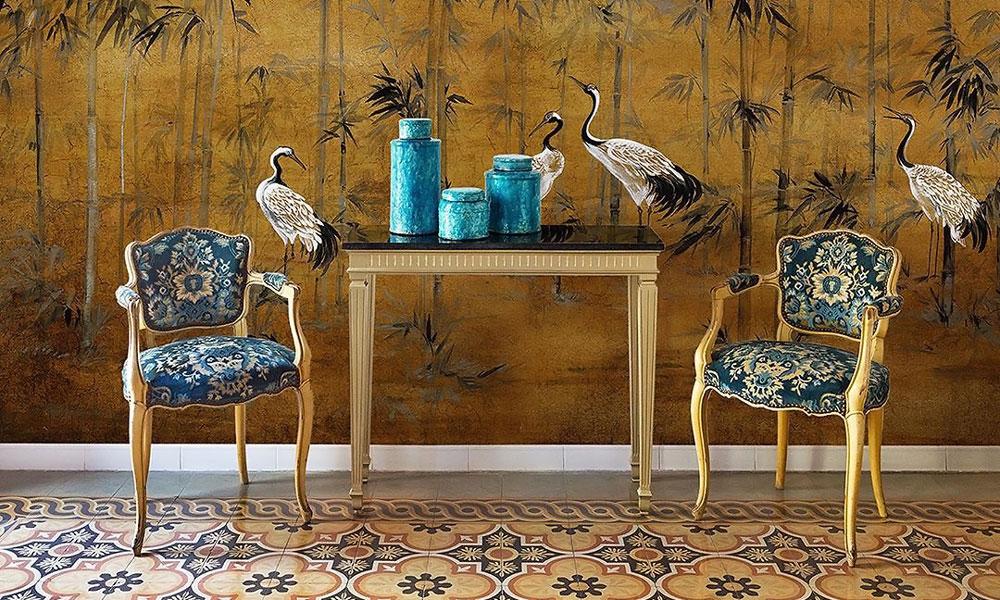 Consigue el salón de Inés Domecq con sus 8 piezas de decoración