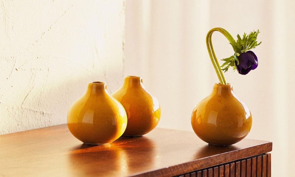 10 velas y jarrones que convertirán tu casa en un hogar de diseño