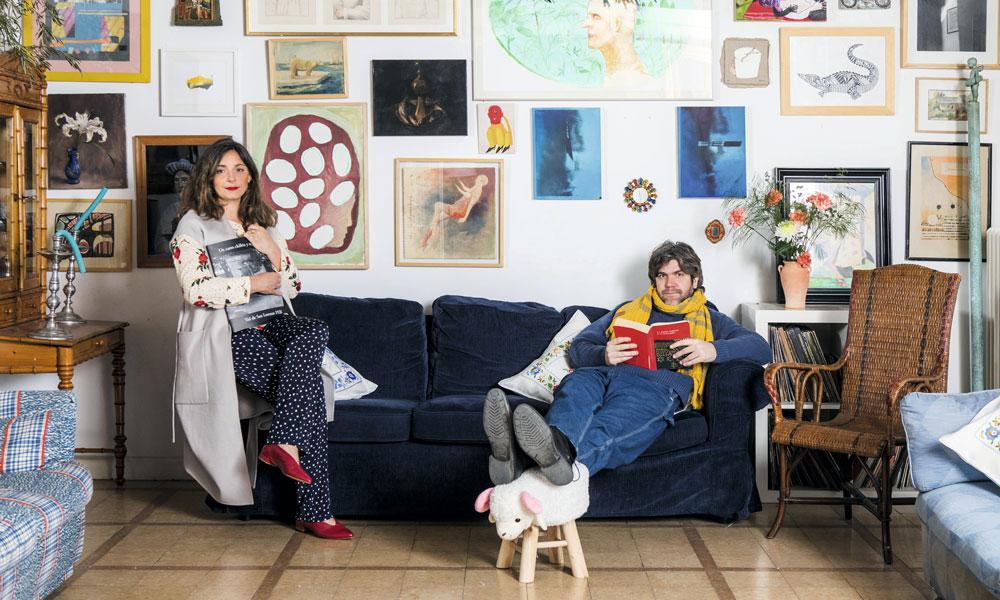 Convierte tu casa en un espacio de arte con estas 8 piezas de decoración