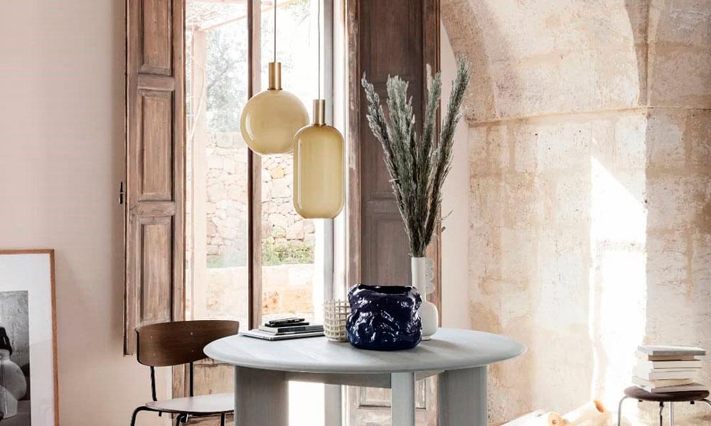 9 lámparas de diseño para llenar de luz cada rincón de tu hogar