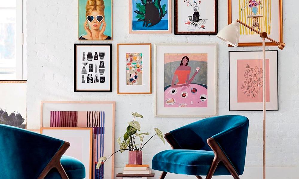Deja que la felicidad inunde tu casa sumando estos 4 colores a tu decoración