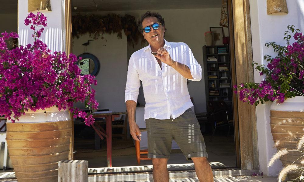La otra Ibiza: Luis Galliussi nos descubre la cara más auténtica de la isla