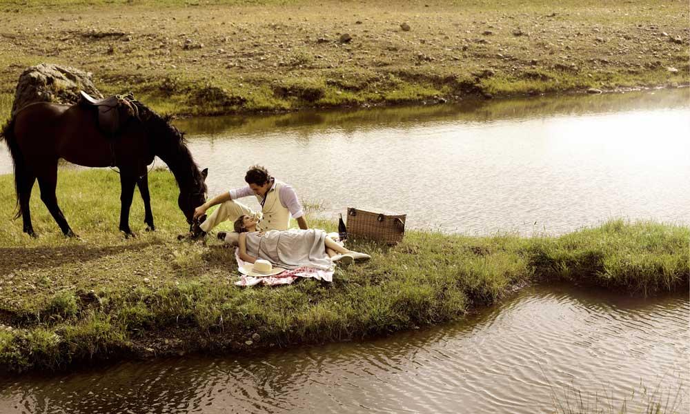 Carmen Catalán y Beltrán Lozano nos descubren las mejores rutas a caballo por España
