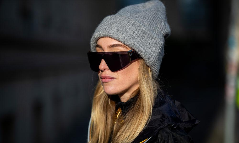 Las mujeres más estilosas no pueden vivir sin estos guantes y gorros de invierno
