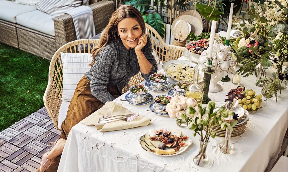 Ensalada de hinojo, la receta favorita de Paula Ordovás para comer rico y sano