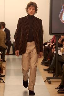 La pasarela de Milan renueva el estilo clásico masculino