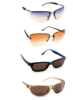 Gafas de sol masculinas: pinta el verano de vivos colores