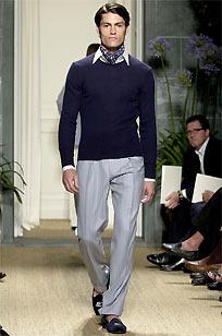 Ralph Lauren y Gianfranco Ferre, dos estilos diferentes en Milán