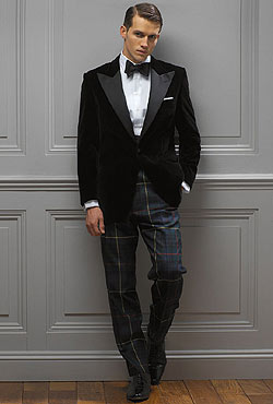 trajes elegantes modernos y muy masculinos para estas