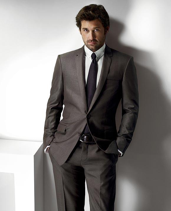 Jude Law, seductor modelo para esta primavera-verano 2008