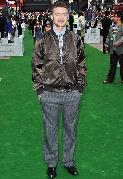 Todos los secretos del 'look' de... Justin Timberlake