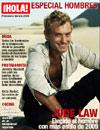 Jude Law, elegido el hombre con más estilo de 2009