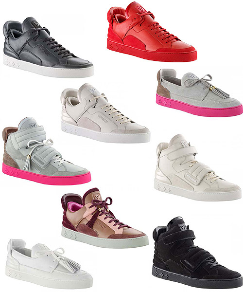 Zapatillas Deportivas Louis Vuitton