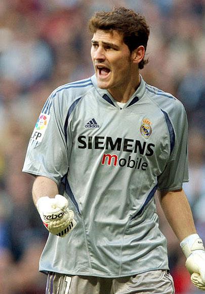 Iker Casillas, el futbolista más 'sexy'