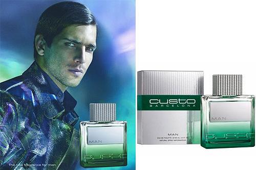 Los 'chicos Custo' ya tienen su propio perfume