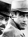 Paul Newman y Robert Redford, iconos del cine del siglo XX
