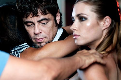 Benicio Del Toro es el primer 'hombre Campari'