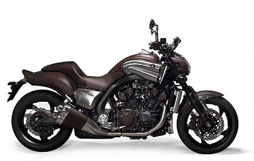 Yamaha y Hermès presentan su primera 'moto de diseño'