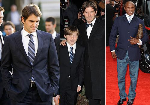 ¿Quiénes han sido los deportistas mejor vestidos de 2010?