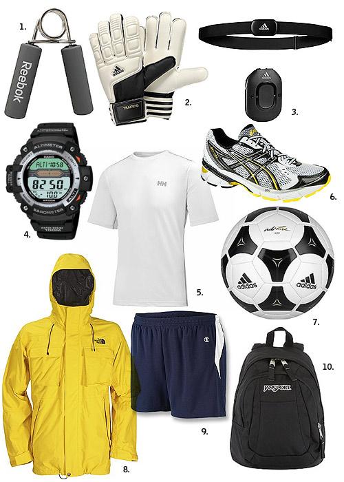 Diez regalos de navidad perfectos para deportistas - Regalos para hombres en navidad ...