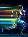 El deportista paralímpico Oscar Pistorius da el salto a la publicidad