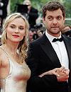 Joshua Jackson y su particular sentido de la etiqueta en Cannes