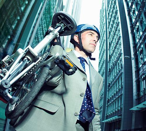 Bicicletas plegables: El secreto de ir con estilo al trabajo