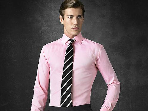Elegante a la par que rosa