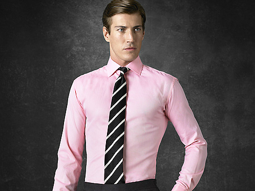 Camisas rosas