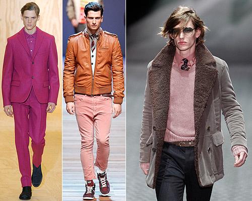 Con estilo incorpora el rosa a tu armario for Colores para combinar con rosa