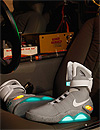 'Regresa al Futuro' con las zapatillas de Marty McFly