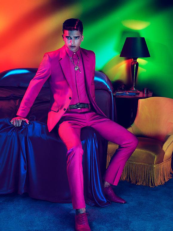 ¿Cuánto se parece la versión 'low cost' de Versace a sus colecciones de prêt-à-porter?