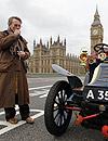 Rumbo a Brighton: ¿En qué consiste la carrera anual de coches centenarios de Londres?