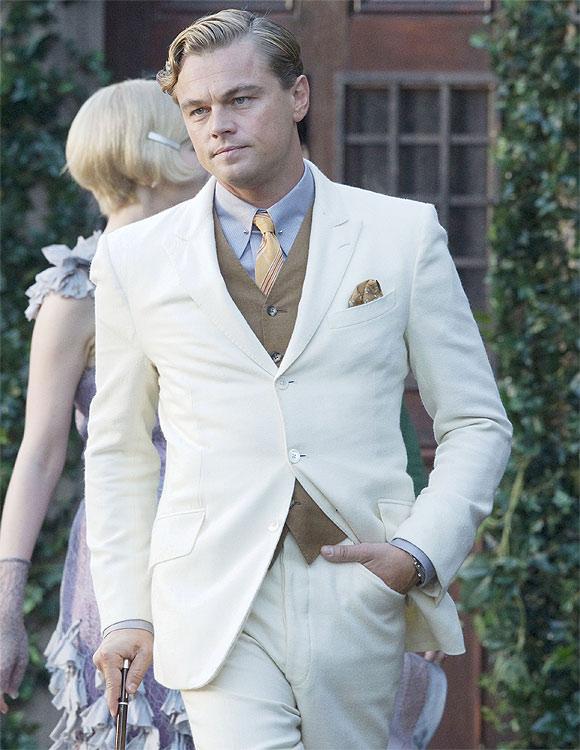 Un 'look 10' para Leonardo DiCaprio