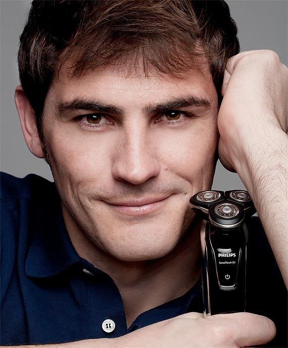 Iker Casillas nos avanza el Día del Padre recordando su infancia