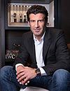 Luis Figo nos presenta uno de los relojes para caballero más exclusivos